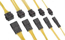 Molex 推出可靠性更高的新型密封连接器系统