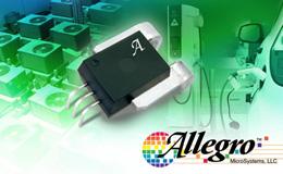 Allegro推出新型全集成精确电流传感器IC——ACS772/73