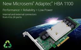 美高森美推出兼容AMD EPYC处理器的Adaptec智能存储产品