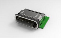 TE推出全新防水型USB Type-C连接器
