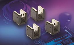 Vishay推出3通道和4通道透射式光传感器——TCUT1630X01和TCUT1800X01