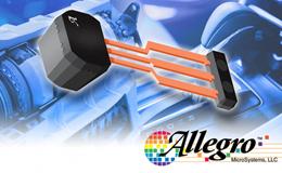 Allegro 推出全新反向偏置差分式线性霍尔传感器IC-ATS344
