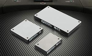 XP Power高功率密度DC-DC转换器系列推出新品