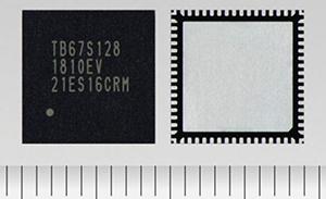 东芝推出高分辨率微步进电机驱动器IC
