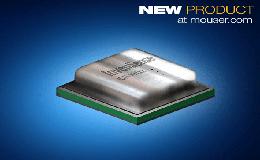 贸泽电子近日开始分销10100 MEMS电容式气压传感器