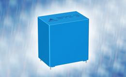 TDK推出用于直流链路的爱普科斯薄膜电容器——B3277*H