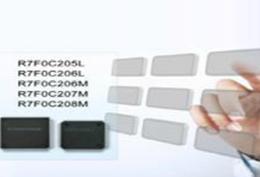 瑞萨白菜网推出5款新产品 扩充其16位微控制器产品线