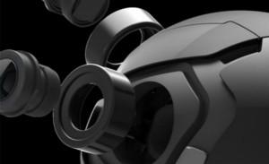全球首款实时直播、六镜头高画质360影像专用处理芯片