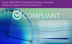 Maxim推出低EMI喜马拉雅降压转换器和电源模块