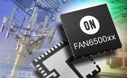 安森美推出新款多芯片模块PWM降压稳压器系列——FAN6500X