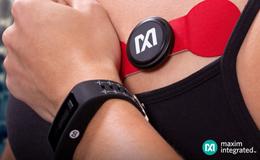 Maxim积极把握可穿戴平台发展良机,大力支持健康和健身应用