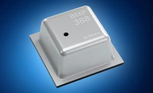 Bosch低功耗BMP388数字气压传感器在贸泽开售