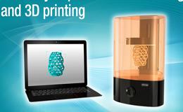 TI推出适用于3D扫描仪和3D打印机的新型DLP Pico控制器