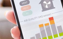 艾迈斯推出 CCS8xx 系列 VOC 传感器,可提升室内空气质量