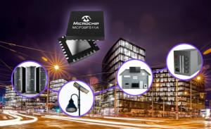 利用Microchip的双模功率监控IC最大限度提高系统性能