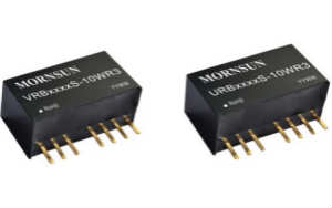 更高功率密度SIP8封装10W R3系列DC/DC电源模块