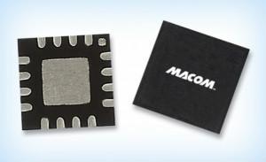 MACOM的全新功率检测器具备业内最佳的宽输入带宽和动态范围