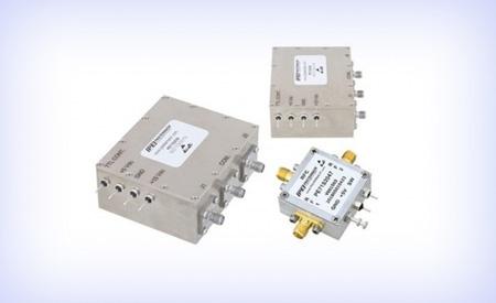 Pasternack推出单刀双掷高功率PIN二极管射频开关新产品线