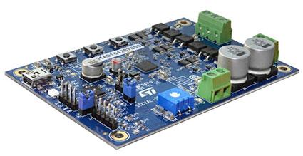 大联大友尚集团推出ST直流无刷电动机控制芯片解决方案