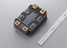 三菱电机成功开发6.5kV全SiC功率模块