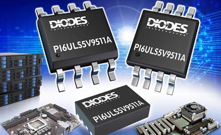 Diodes推出双向缓冲器,可用于热插入环境自动连接并隔离串行汇排流