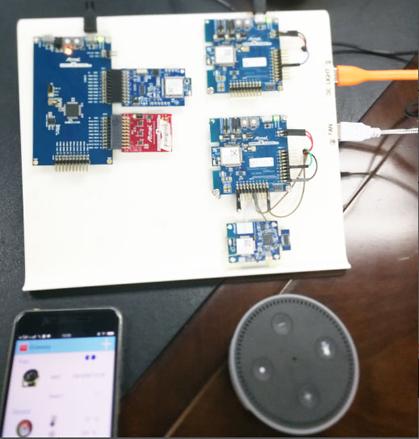 大联大品佳力推Microchip为Amazon云平台物联网设备而设计的端到端安全解决方案