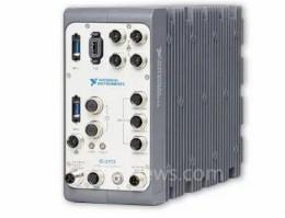 NI推出首款IP67级控制器IC-3173工业控制器
