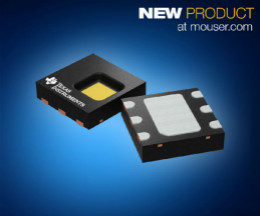 TI HDC2080数字温湿传感器在贸泽开售