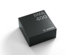 博世BMA400超低功率加速度计通过全球经销商推向市场