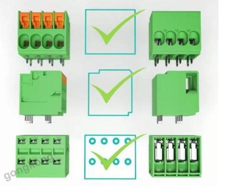 菲尼克斯电气推出了TDPT系列固定式连接器