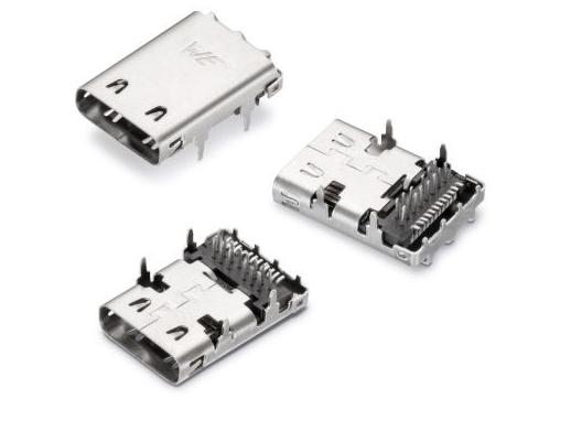 伍尔特电子推出新型连接器产品,并被收录在其最近的两本产品目录中