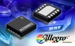 Allegro发布简易的降压-升压解决方案,扩展汽车LED驱动器产品组合
