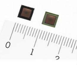 索尼发布IMX 418 CMOS传感器,用于HMD头显、机器人