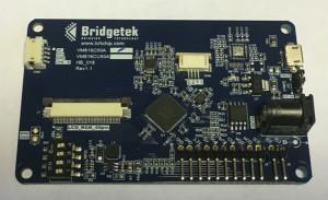Bridgetek推出了一系列入门级的开发模块