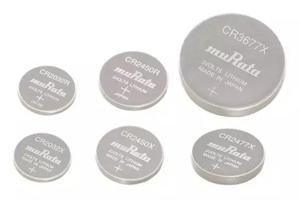 村田推出适用于物联网设备的硬币型锂电池产品阵容