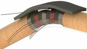 新型自供电传感器,可用于关节手术患者的康复监测