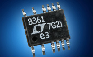 Analog Devices多功能LT8361 DC-DC转换器在贸泽开售