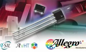 Allegro推出微功率霍尔效应开关系列APS11700/760