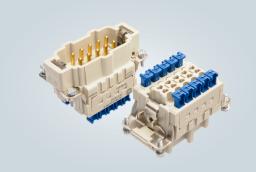 浩亭推出Han ES Press HMC连接器,可无需工具即可快速安装