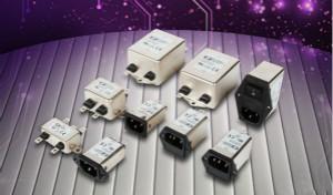 XP Power推出一系列机板型和IEC入口EMI滤波产品
