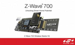 Silicon Labs Wireless Gecko平台发布新一代Z-Wave 700系列
