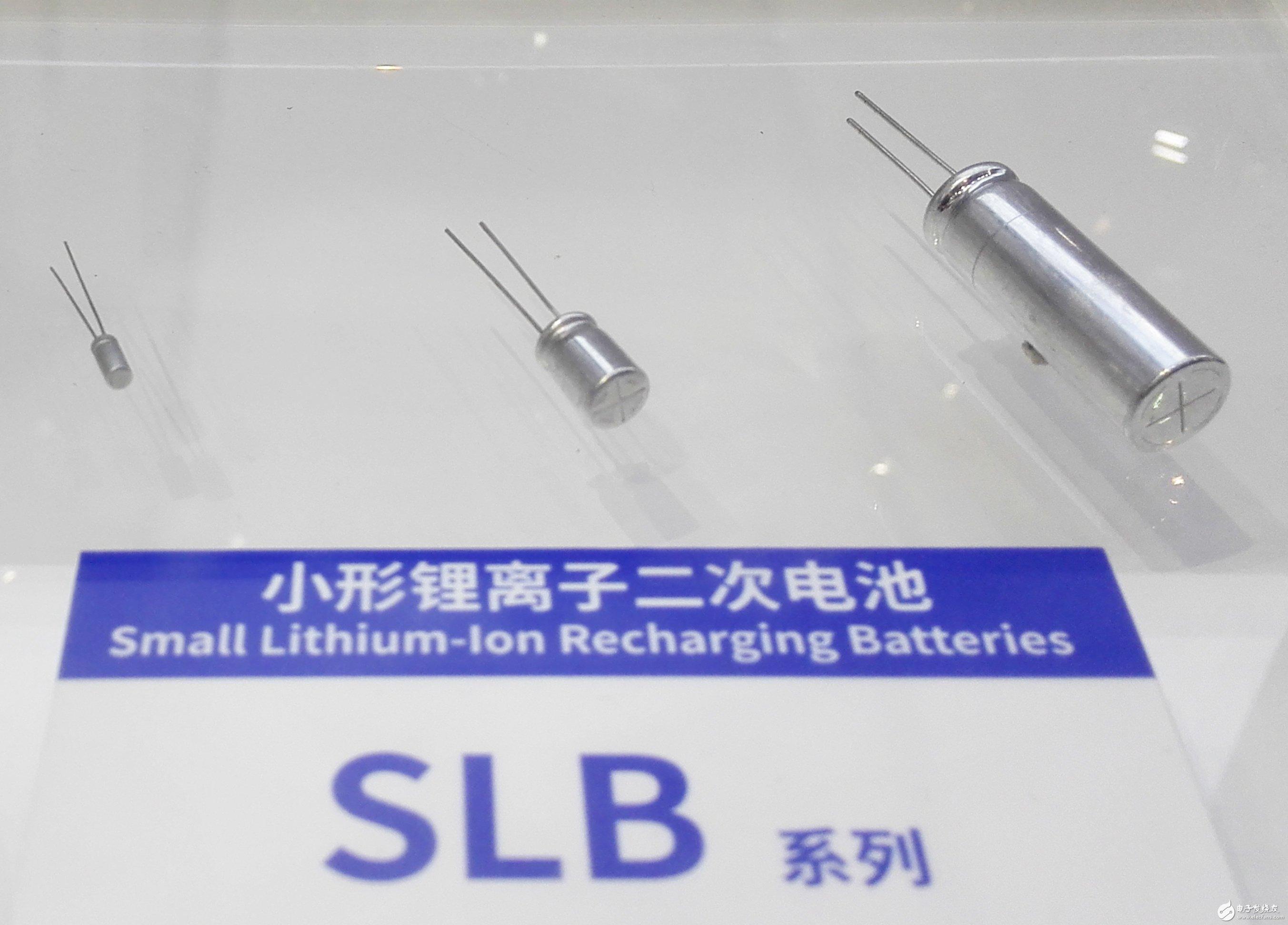 尼吉康最新小型锂离子二次电池,应用于IoT和可穿戴设备
