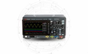 是德科技入门级示波器提供专业级测量功能
