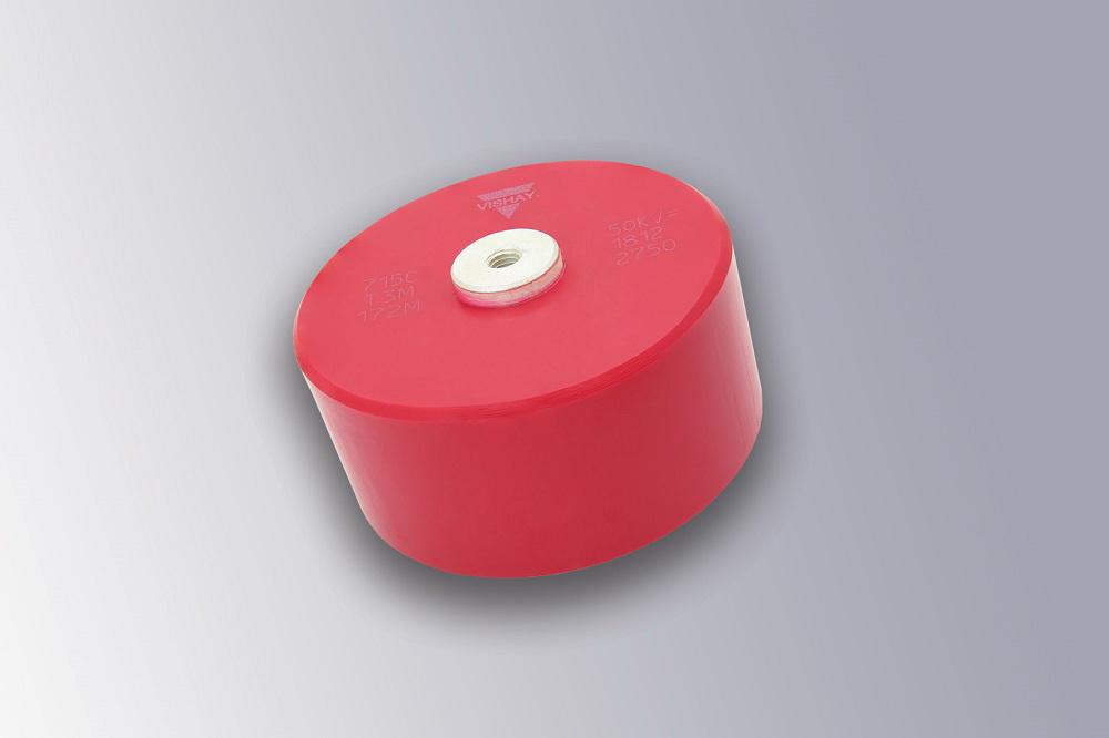Vishay推出螺丝固定盘式陶瓷电容器