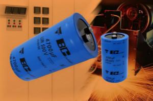 Vishay 500 PGP-ST系列螺丝端子电容器额定电压扩展至500V