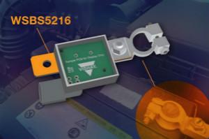 Vishay推出超小外形尺寸的高精度、低成本、耐腐蚀新款电池旁路电阻