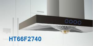 HOLTEK推出HT66F2740高压大电流MCU