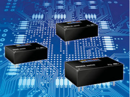 RECOM推出用于高端医疗设备的低功率DC/DC转换器