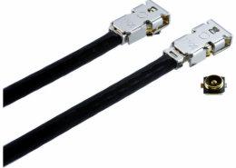 爱沛电子推出MHF 4L LK极细同轴线射频连接器