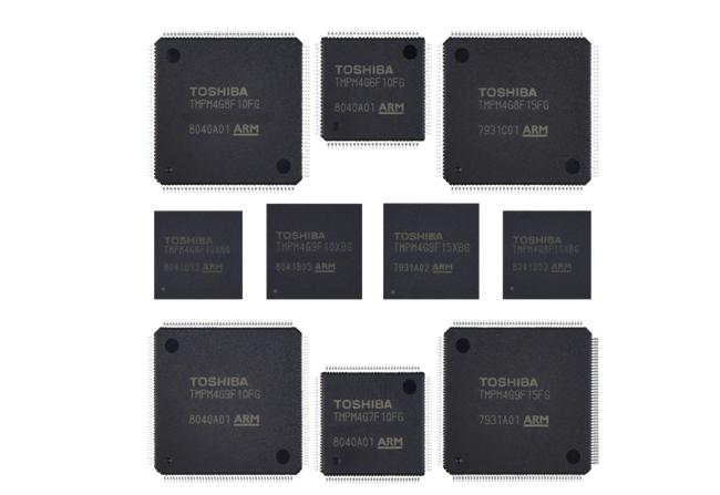 東芝推出基于Arm Cortex-M4的新款微控制器